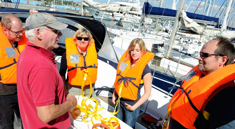 Boater Safety Education Courses