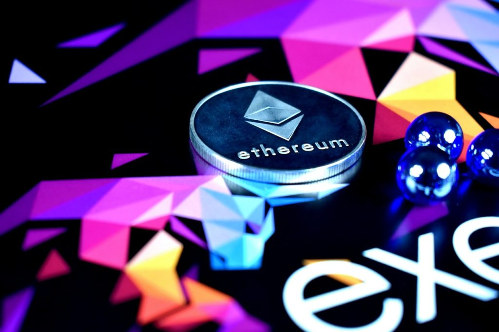 ethereum coin image